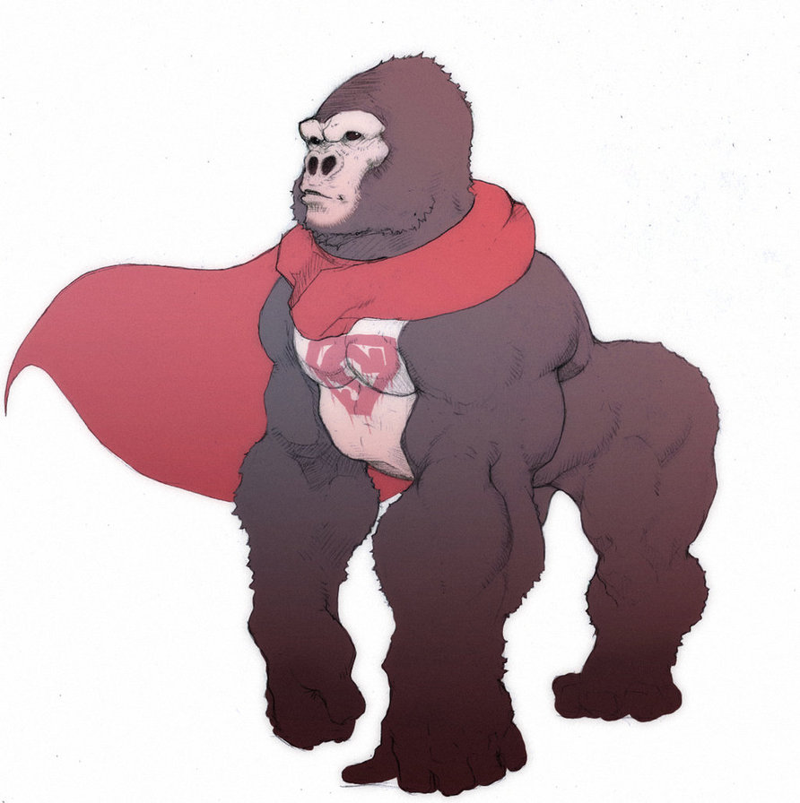 super_gorilla_by_imstarving-d57wme7